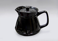 2 QT Retro Tea Pot # 99446
