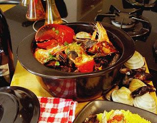 5.5qt Lobster Paella