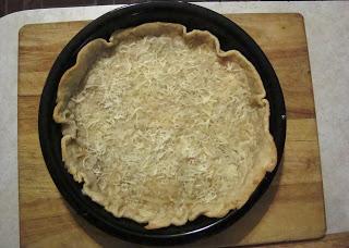 Tomatoe Pie # 1