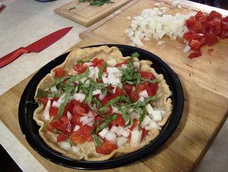 Tomatoe Pie # 2