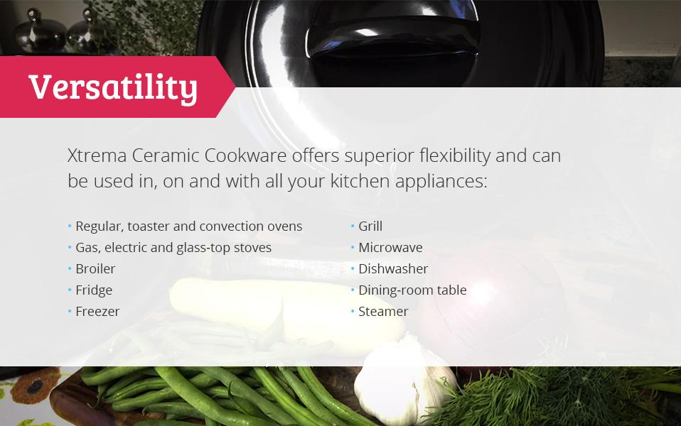 Versatile-Cookware