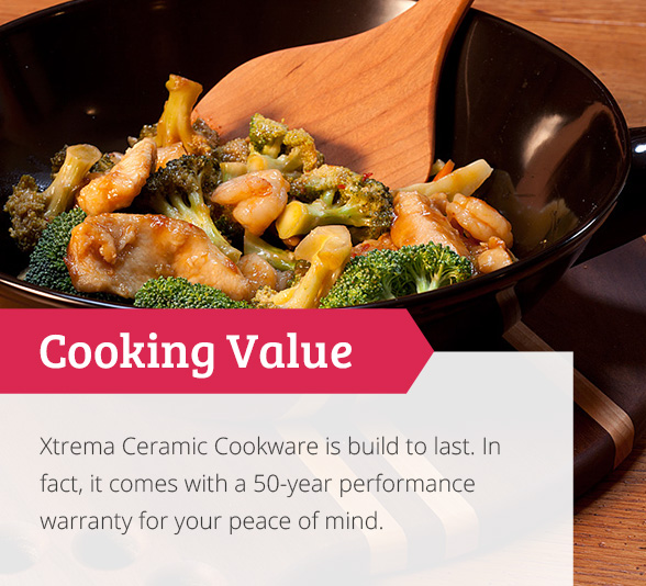 Cooking Value