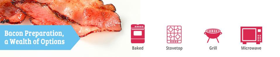 Bacon Preparation