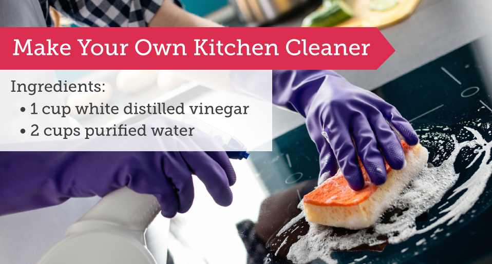 Make Your Own Kitchen Cleaner