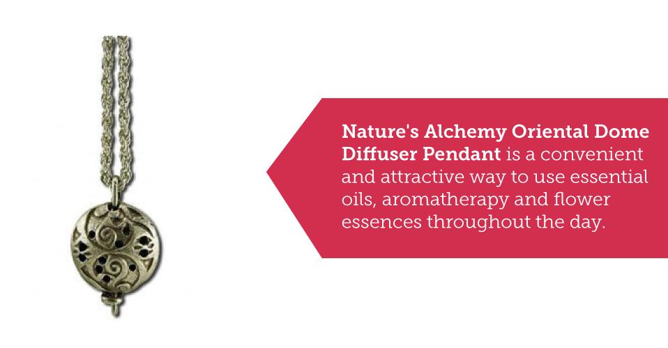 Nature's Alchemy Diffuser Pendant