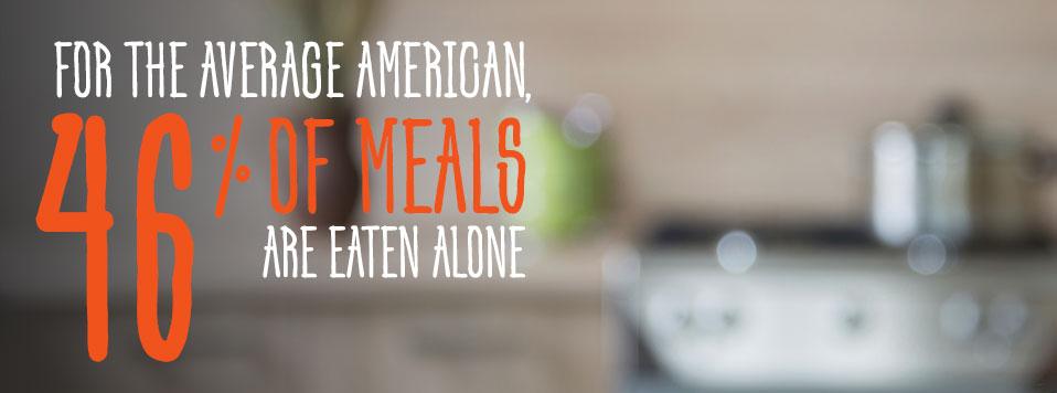 Eat Alone