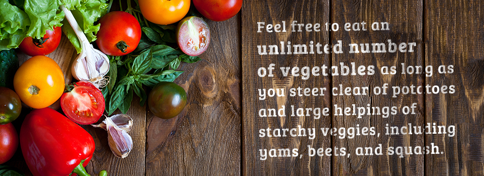 Unlimited Vegetables