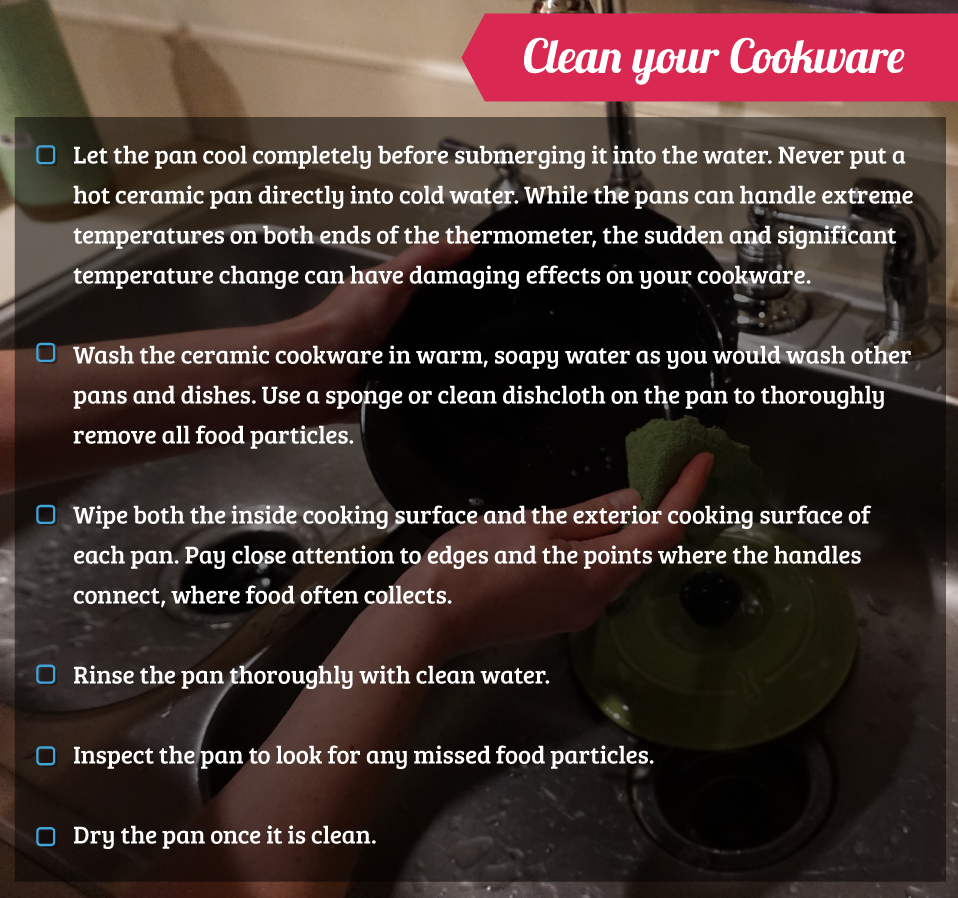 clean your cookware