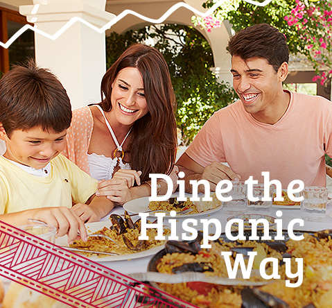 Dine the Hispanic Way