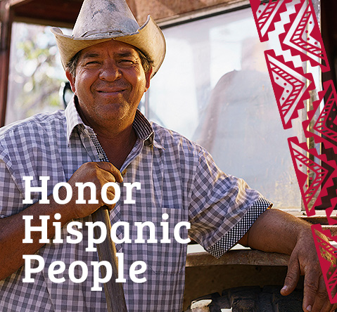 Honor Hispanic People