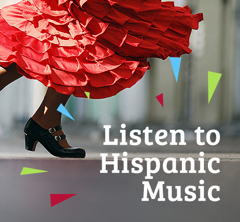Listen to Hispanic Music