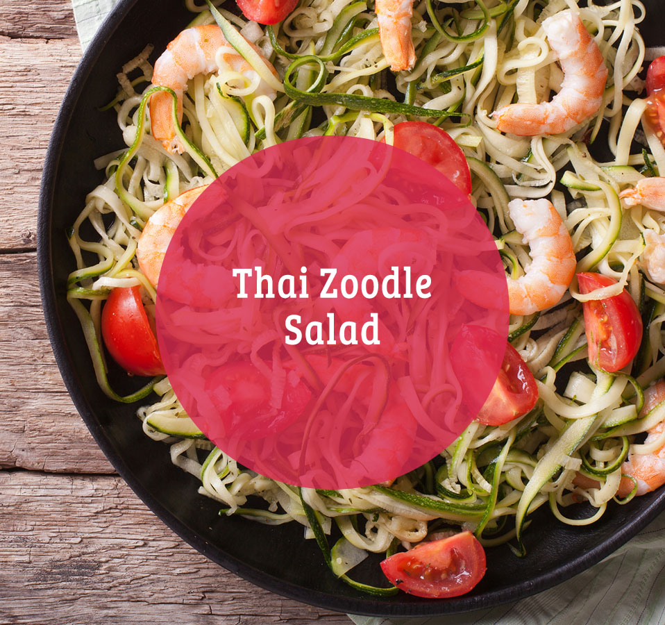Zoodle Pad Thai Recipe
