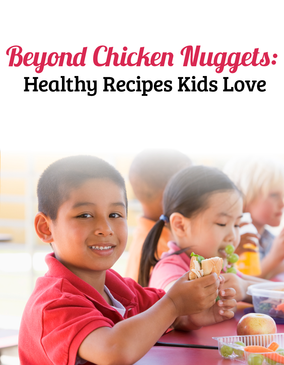 Healthy Recipes Kids Love
