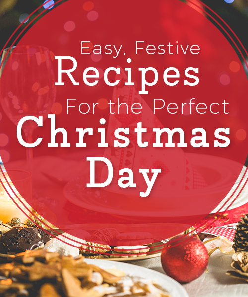 Festive Recipes for Christmas