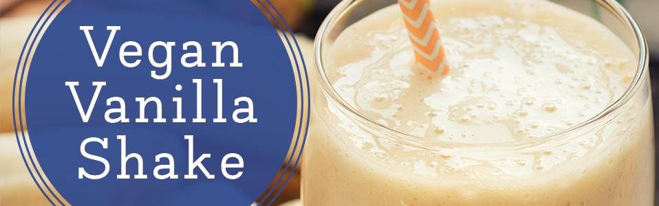 Vegan Vanilla Shake