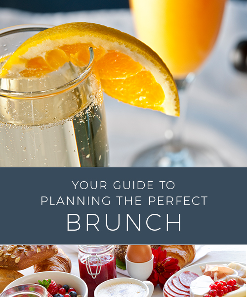 Your guide to planning the perfect brunch