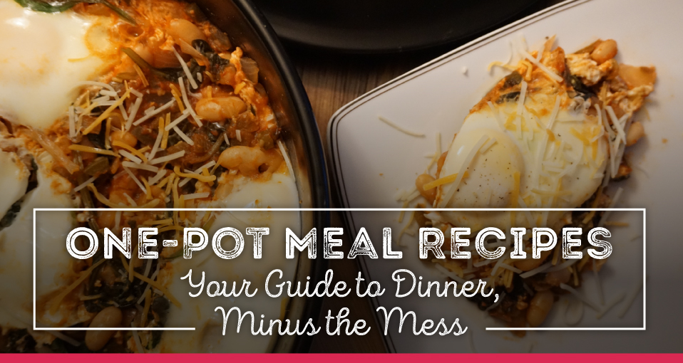 one-pot meal recipes