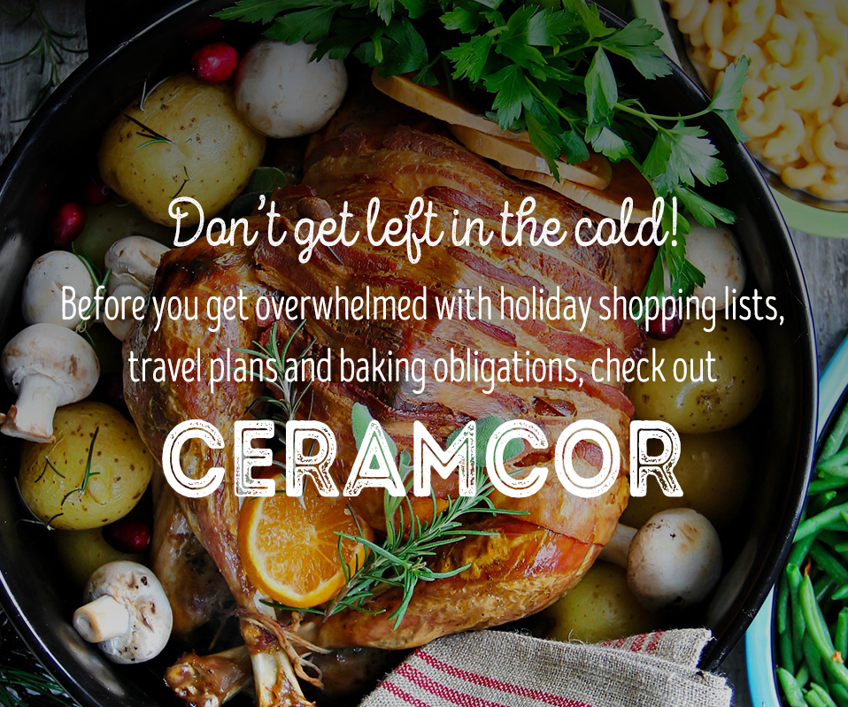 Check out Ceramcor cookware