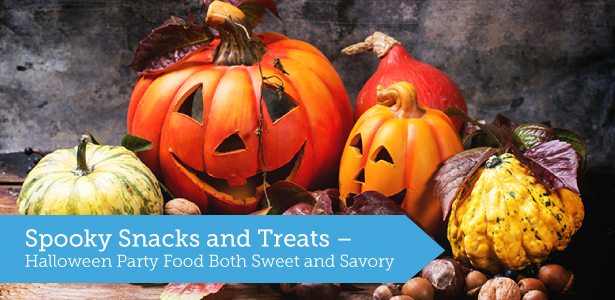 Snacks and Treats for Halloween