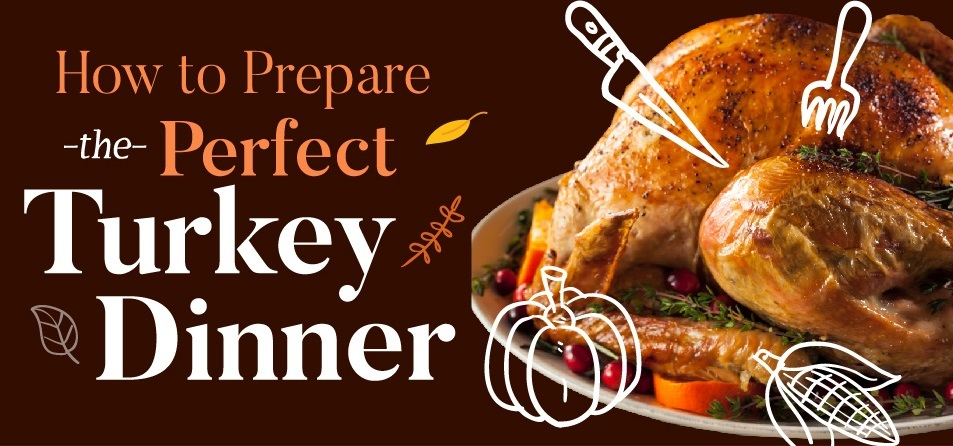 How to Prepare the Perfect Turkey Dinner