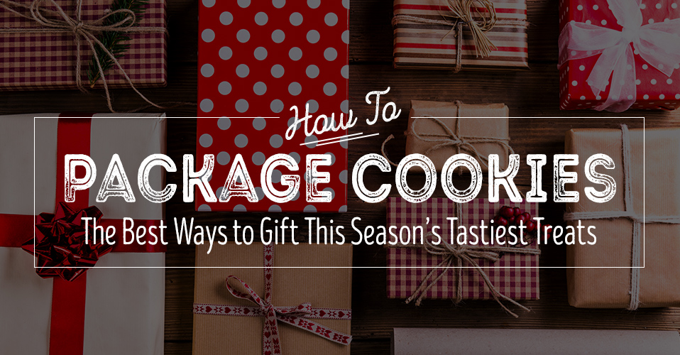How to Package Cookies as Gifts